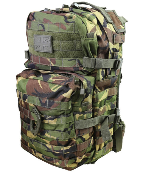 Medium Assault Pack 40ltr DPM Bag Kombat UK - The Back Alley Army Store