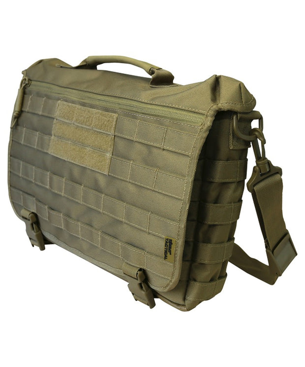 Medium messenger bag-20 litre COYOTE Bag Kombat Tactical - The Back Alley Army Store