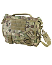 Messenger Bag 10ltr-Olive BTP Bag Kombat UK - The Back Alley Army Store