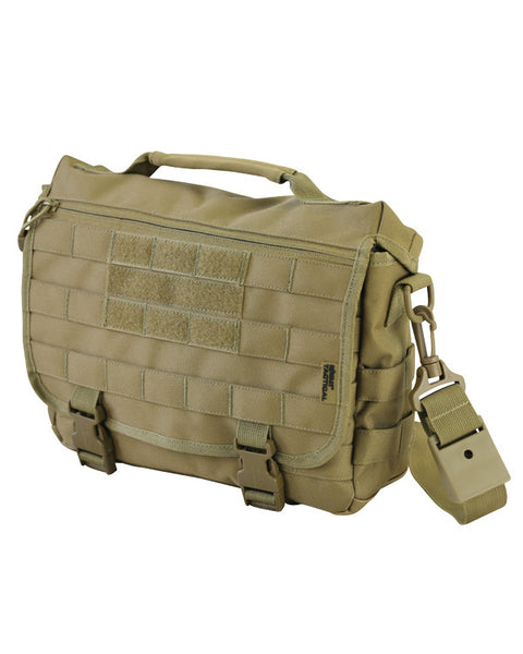 Messenger Bag 10ltr-Olive COYOTE Bag Kombat UK - The Back Alley Army Store