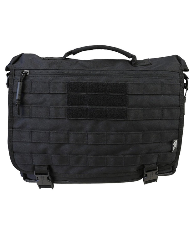 Medium messenger bag-Black 20 litre laptop tactical bag