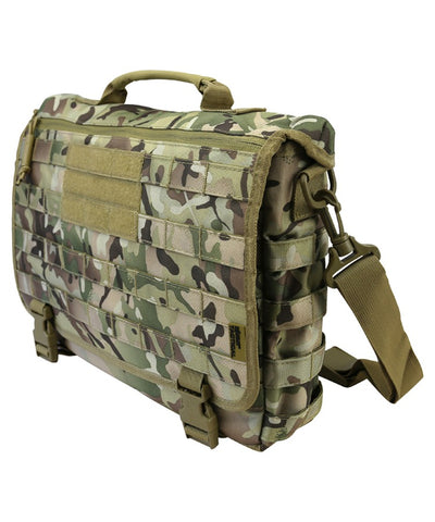 Medium messenger bag-BTP british camo 20 litre laptop tactical bag