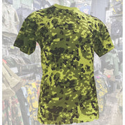 Danish Flek-Tarn camo t-shirt  Clothing Mil-Tec - The Back Alley Army Store