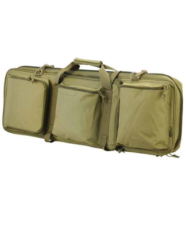 multiple weapons carrier with side pockets kombat uk kombat tactical