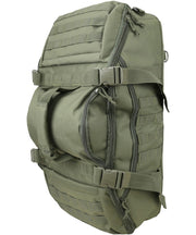 Operators Duffle 60ltr OLIVE Bag Kombat UK - The Back Alley Army Store
