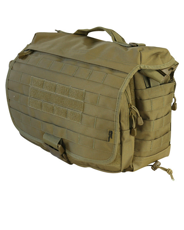 Operators Grab 25ltr COYOTE Bag Kombat Tactical - The Back Alley Army Store