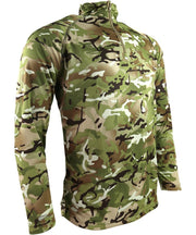 btp camo wicking top