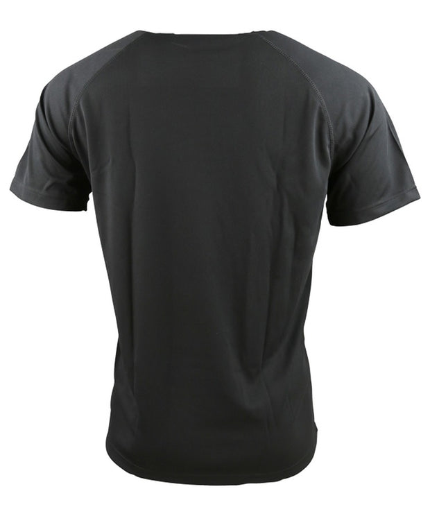 mesh wicking t-shirt