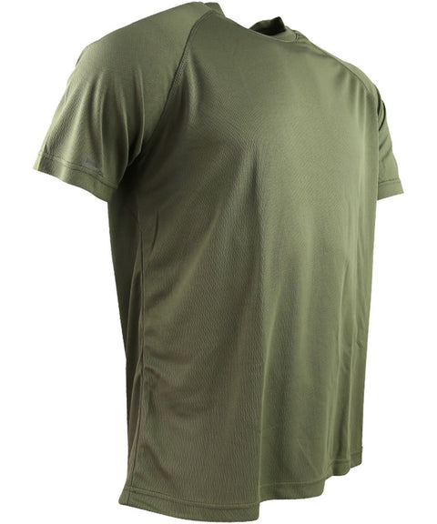 Operators mesh T-shirt S / OLIVE Clothing Kombat UK - The Back Alley Army Store