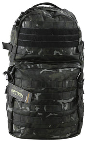 Medium Assault Pack 40ltr-BTP Black
