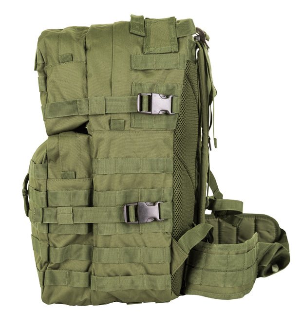 Medium Assault Pack 40ltr<br>Green
