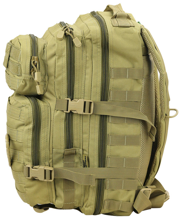 Small Molle Assault Pack 28ltr Coyote