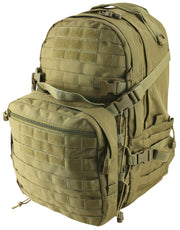 Recon Pack 50ltr-Coyote Coyote Bag Kombat UK - The Back Alley Army Store