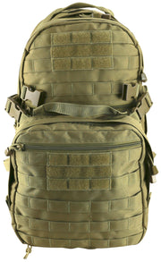 Recon Pack 50ltr-Coyote  Bag Kombat UK - The Back Alley Army Store