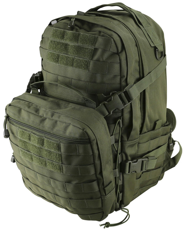Recon Pack 50ltr-Olive Olive Bag Kombat UK - The Back Alley Army Store