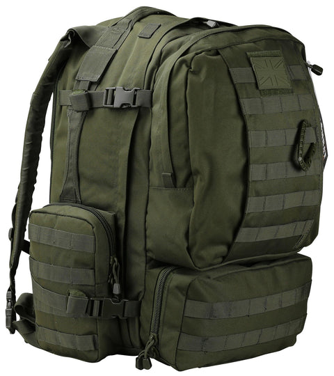 Viking Patrol Pack 60ltr-Olive Olive Bag Kombat UK - The Back Alley Army Store