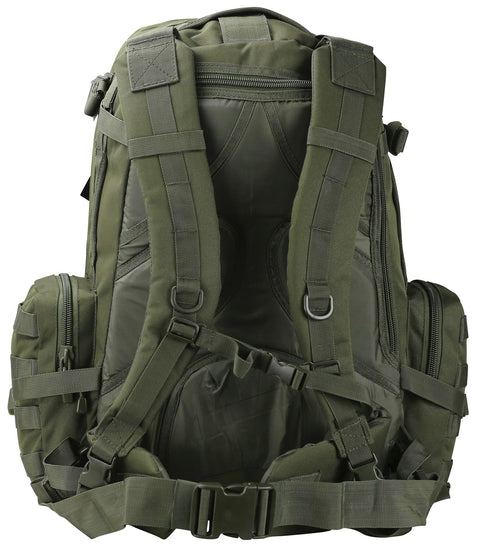 Viking Patrol Pack 60ltr-Olive  Bag Kombat UK - The Back Alley Army Store
