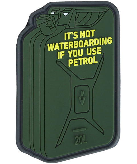 Jerry can-Tactical velcro patch