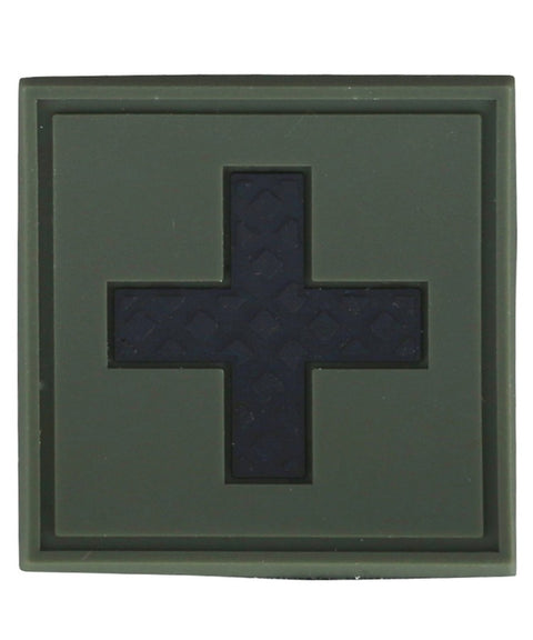 First aid-Tactical velcro patch  Airsoft Kombat UK - The Back Alley Army Store