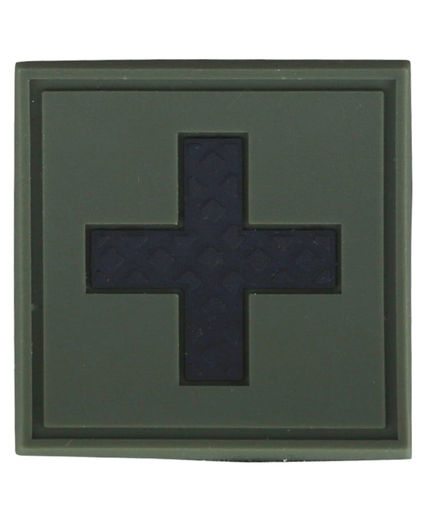 First aid-Tactical velcro patch
