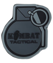 Kombat grenade-Tactical velcro patch  Airsoft Kombat UK - The Back Alley Army Store