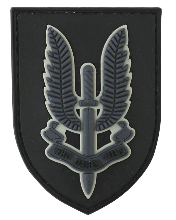 S.A.S-Tactical velcro patch