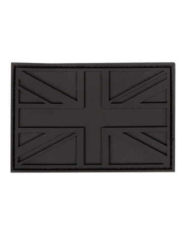 U.K Stealth Tactical velcro patch-Black