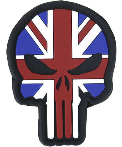 U.K Punisher-Tactical velcro patch