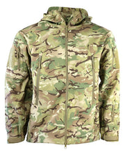 Patriot softshell sharkskin-B.T.P  Clothing Kombat UK - The Back Alley Army Store