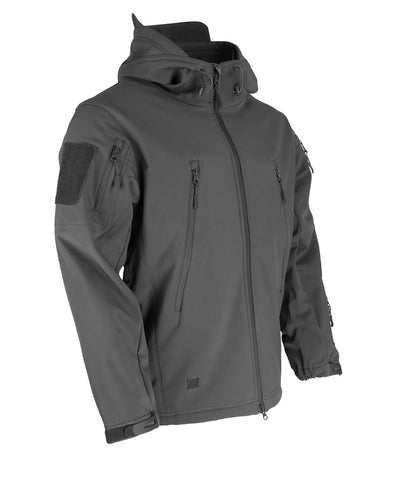 tactical softshell grey