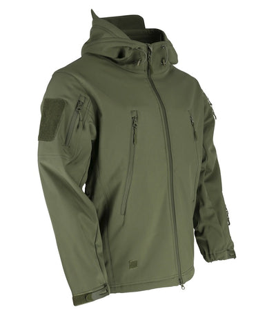 Patriot softshell sharkskin-Olive