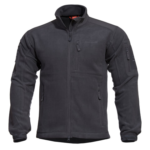 Perseus fleece jacket BLACK / S Clothing Pentagon - The Back Alley Army Store