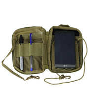 pocket buddy-btp. pocket organiser molle phone pouch