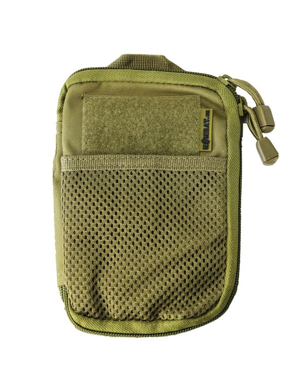 pocket buddy-coyote. pocket organiser molle phone pouch