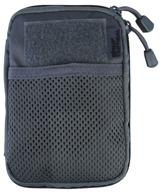 pocket buddy-gunmetal grey. pocket organiser molle phone pouch
