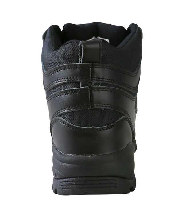 ranger boots kombat tactical black