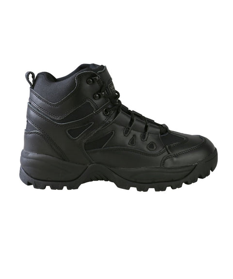 Ranger Boot-Black  footwear Kombat UK - The Back Alley Army Store