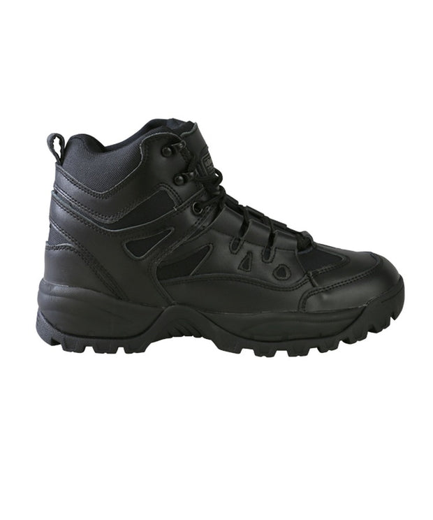 ranger tactical boots black short