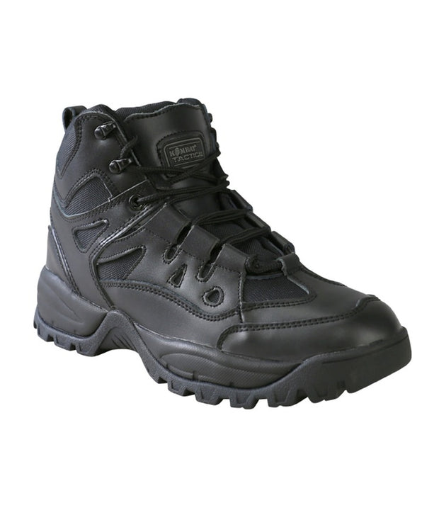 ranger tactical boots black short kombat tactical