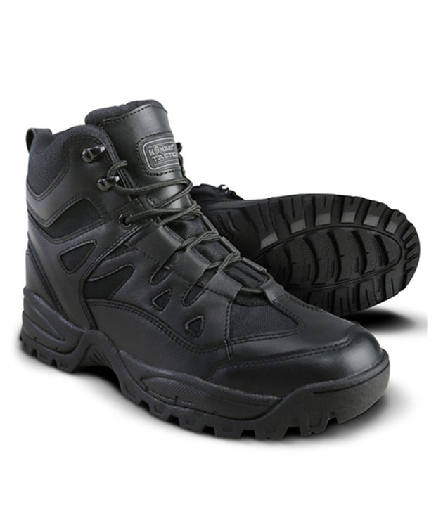 black short ranger tactical boot