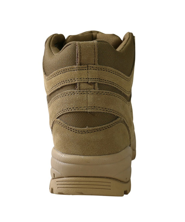 Ranger Boot-Coyote  footwear Kombat UK - The Back Alley Army Store