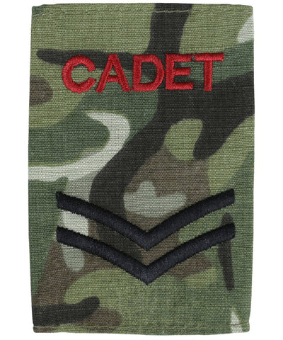Cadet rank slide-Corporal