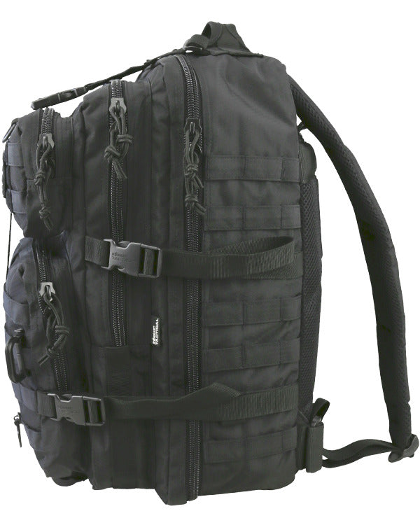 Reaper pack 40ltr-Black