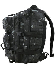Reaper pack 40ltr-BTP Black  Bag Kombat - The Back Alley Army Store
