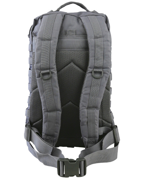 Reaper pack 40ltr-Gunmetal grey