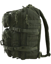 Reaper pack 40ltr-Olive green  Bag Kombat - The Back Alley Army Store