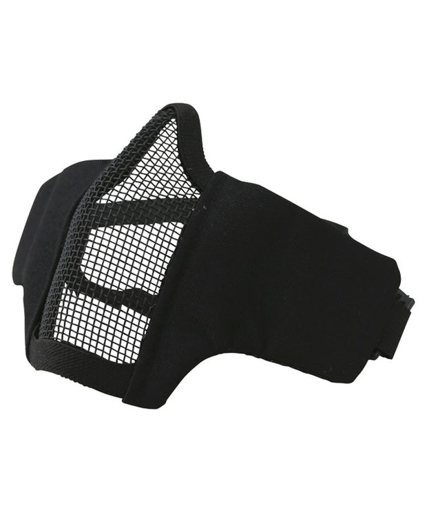 mesh mask side padding