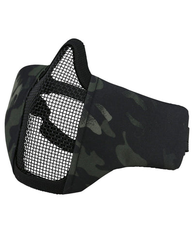 Recon face mask-BTP Black