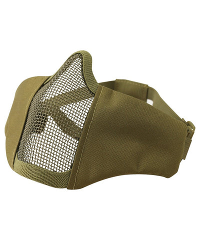 Recon face mask-Coyote