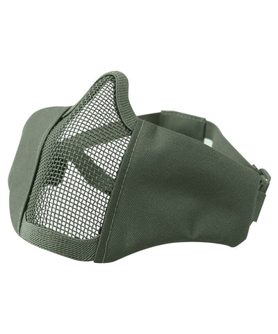 Recon face mask-Olive green